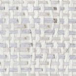 Shades Of Pale Wallpaper Raffia Weave SOP1011 By Omexco For Brian Yates